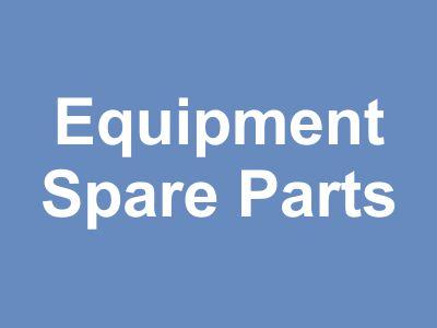 Equipment Spare Parts