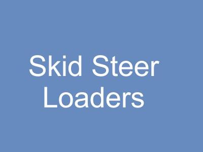 Skid-Steer Loaders
