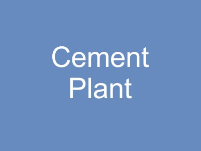 Cement Mixing Plant & Silos